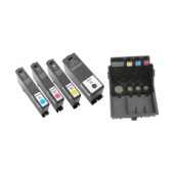 Primera LX900 RX900 Ink Cartridge Multipack with printhead
